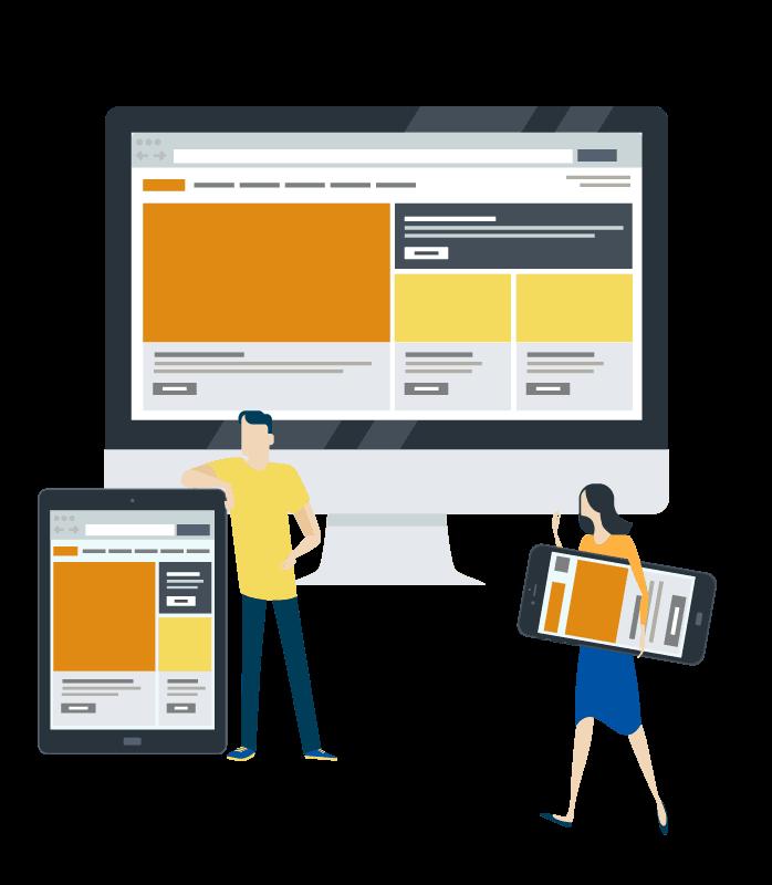 Empresa que cria Sites